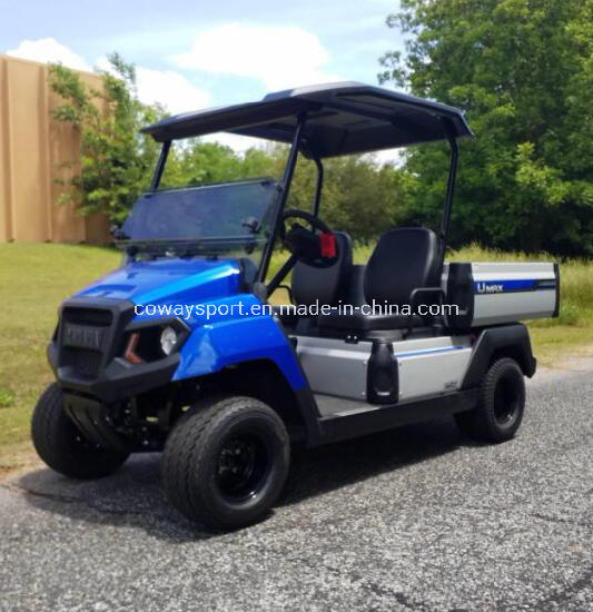 2019 Yamahas Umax Two (GAS EFI) Golf Cart