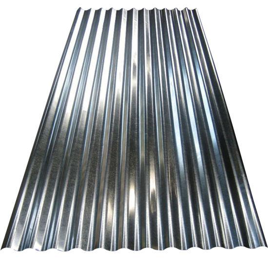 Gi Roofing Sheet Color Coated Steel Corrugated Sheet