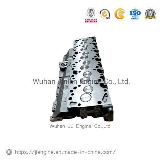 6bt Cylinder Head Assembly Engine Parts for Cummmins Construction Machine