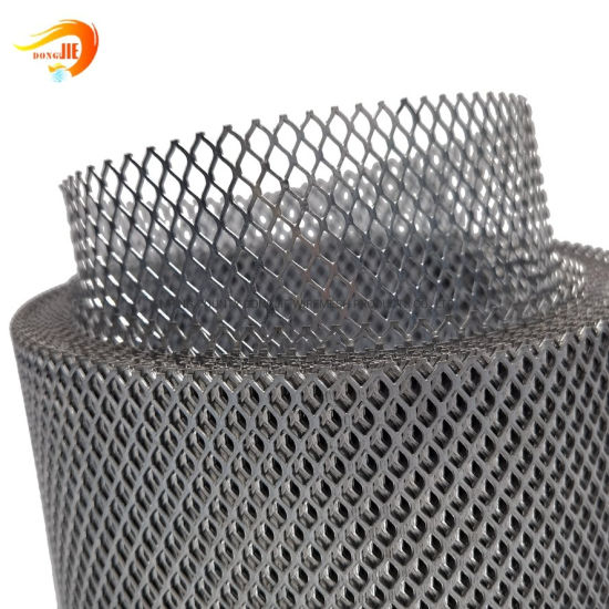 Air Filters Outer Wire Mesh Galvanized Expanded Metal Filter Mesh