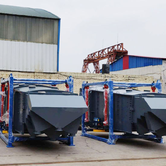 Carbon Steel Square Swing Vibrating Gyratory Sifter