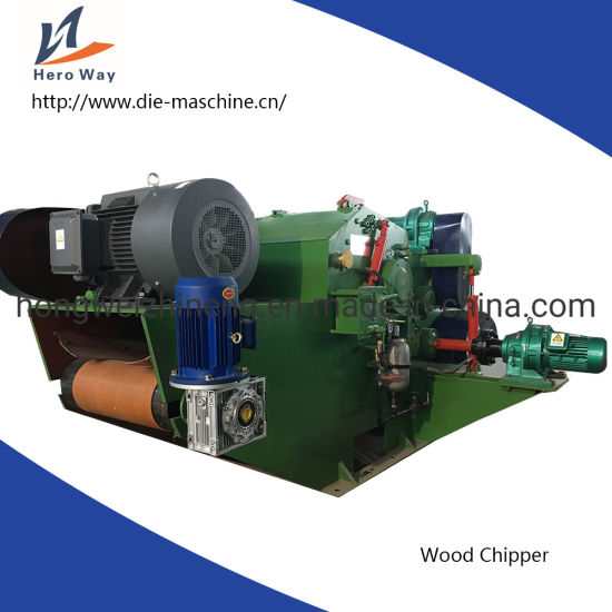 Drum Wood Chipping Machine Wood Crusher pictures & photos