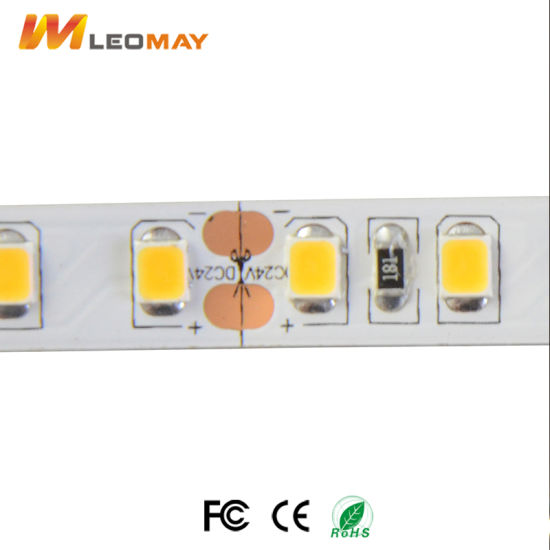 Top5 LED strip manufacture 2835 flexible LED stripe light with Ce&RoHS pictures & photos