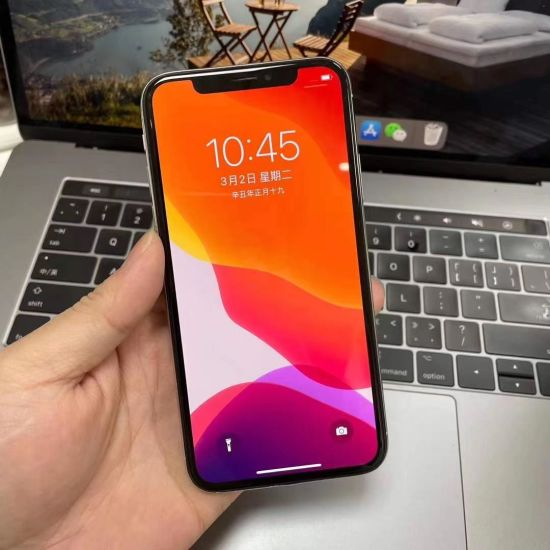 Wholesale Original Xs Max Mobile Phone Smart Phone 64GB 256GB Unlocked Cell Phones for Phone X 4G Phone