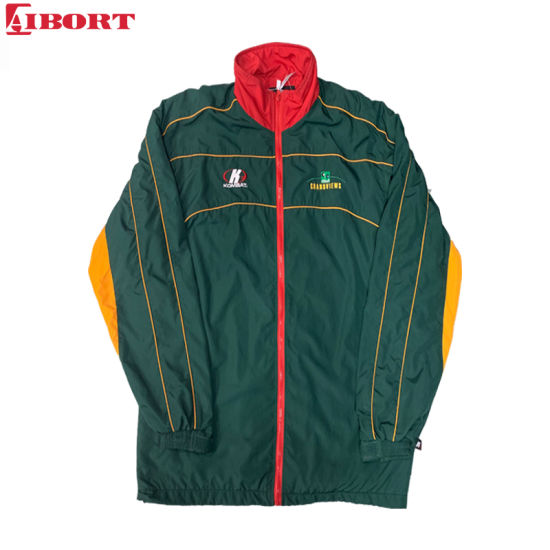 Aibort Sportswear Man′s Training Tracksuits for Sports Team Wear (YDF-14) pictures & photos
