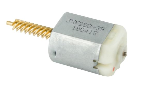 China Supply F280-39 for Car Door Lock Actuators 12V Electric Motor Manufacturer
