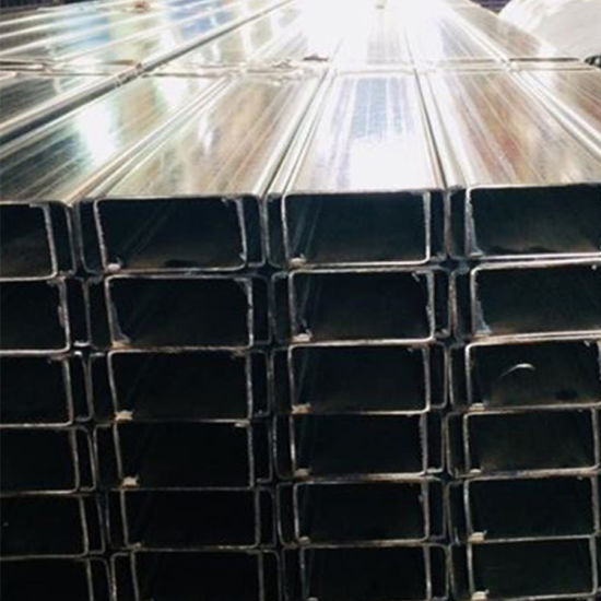2019 New Products on Market Steel Track C Channel C Purlin Truss C Purlin