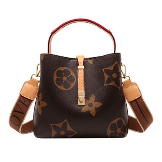 BSCI OEM Handbag Manufacturer, RPET Designer Handbag Customized Fashion Handbag with Printing Presbyterian Bag Lady Handbag