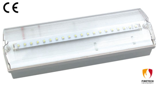 Ce Approved LED Bulkhead Emergency Light 804L (Non-Maintained)