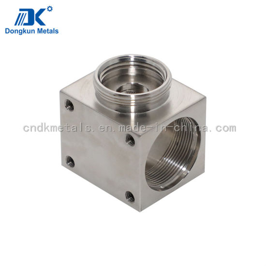 OEM ODM Precision Casting 304 Stainless Steel Seal Joint Machinery Parts