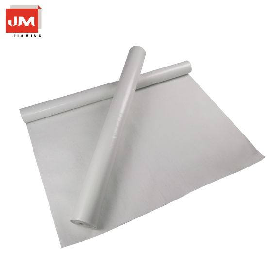 White Sticky Felt Floor Mat Floor Carpet Rubber Sheet Flooring PVC Mat Floor Mat Painting Fleece Painting Prevent Paint Coating Liquids
