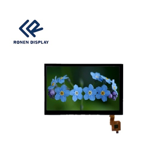 7inch LCD Monitor Display with Capacitive Touch Screen