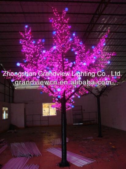 LED Cherry Blossom Tree Light Pink Colour