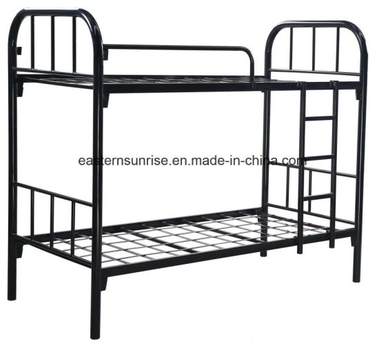 School Furniture Students Painting Metal Bunk Bed pictures & photos