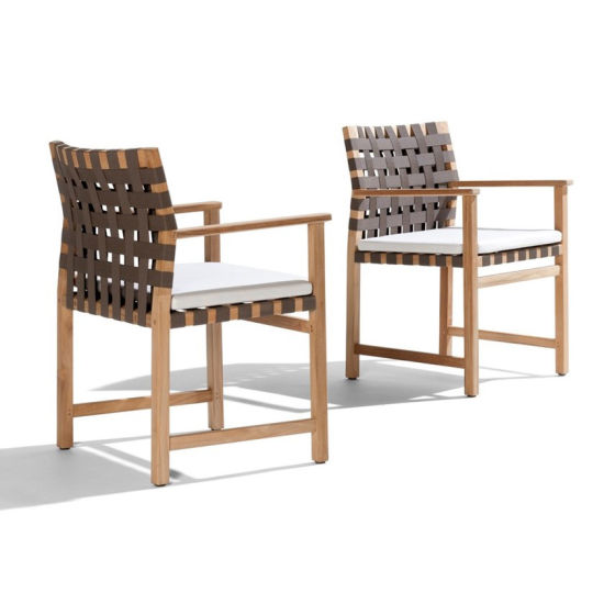 Hot Sale Modern Hotel Furniture Outdoor furniture Patio Dining Table Set Rattan Garden Set Living Room Dining Chair