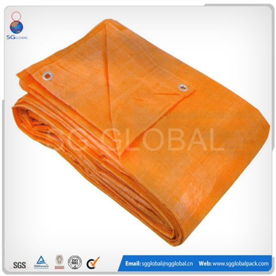 High Strength HDPE Coated Tarps in Different Colors and Sizes pictures & photos