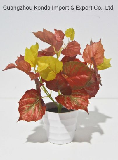Latest Product Indoor Decor Artificial Bonsai Plants Small Artificial Potted Plant