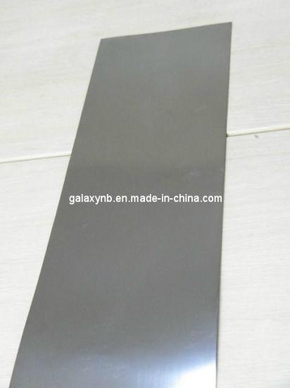Big Width Alloy of Titanium Sheet/Plate ASTM B265 Gr5