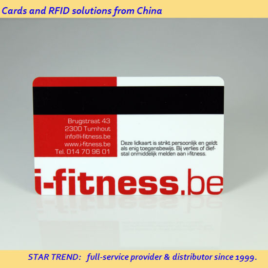Plastic Card/PVC Card/RFID Card/Key Card/Door Card/Magnetic Stripe Card Manufacturer pictures & photos