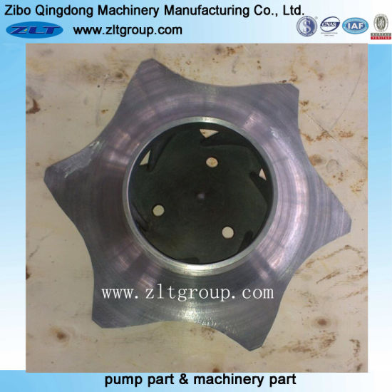 China Stainless Steel Investment Casting Durco Pump Impeller