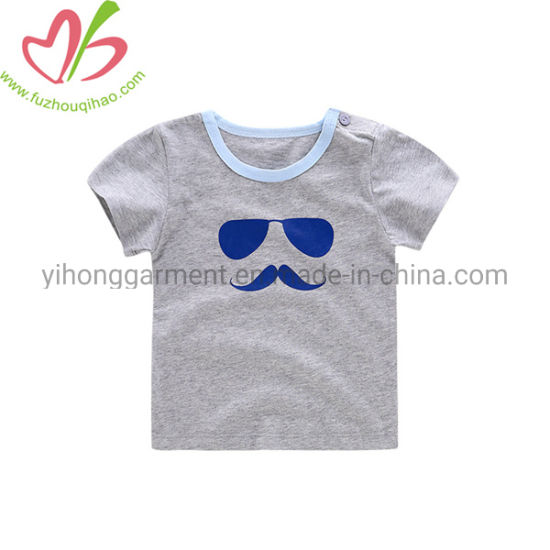 American Style Running Casual Breathy Boy Shirts Wholesale Clothing