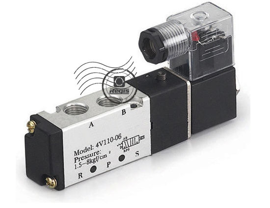 4V100 Series Pneumatic Solenoid Valve pictures & photos