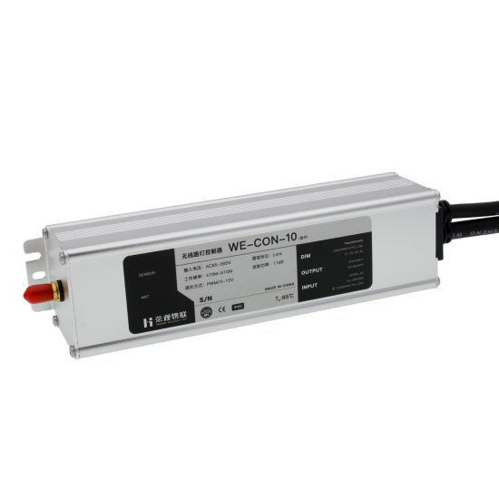 0-10V Lamp Controller with Dimming Function for Street Lighting