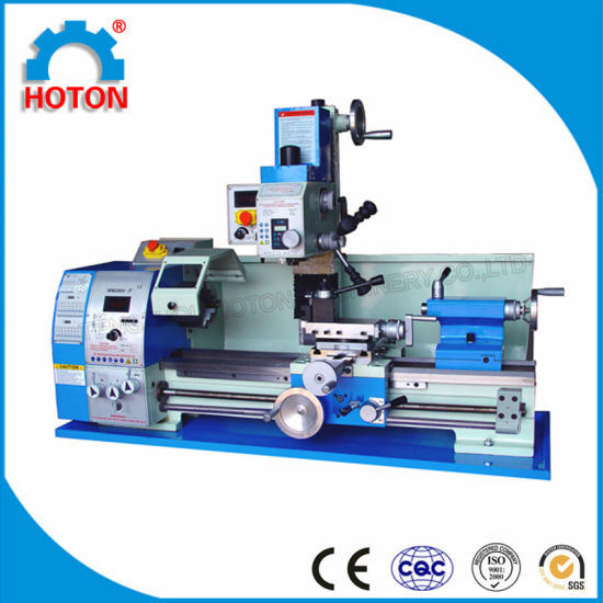Combination Lathe Machine (Metal Turning Milling Machine JYP290V-F)
