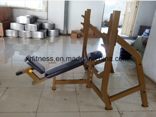 Commercial Fitness Equipment Machine Olympic Bench Storage pictures & photos