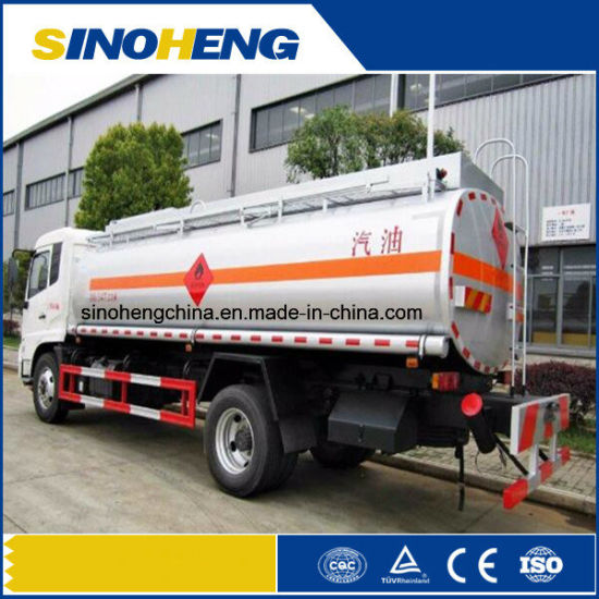 High Quality 20m3 Oil Tanker / Fuel Tanker Truck for Sale Zz1257n4341W pictures & photos
