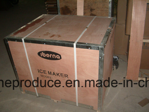 300kgs Commercial Ice Cube Machine for USA Market pictures & photos