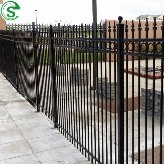 Aluminum Picket Fence for Residential