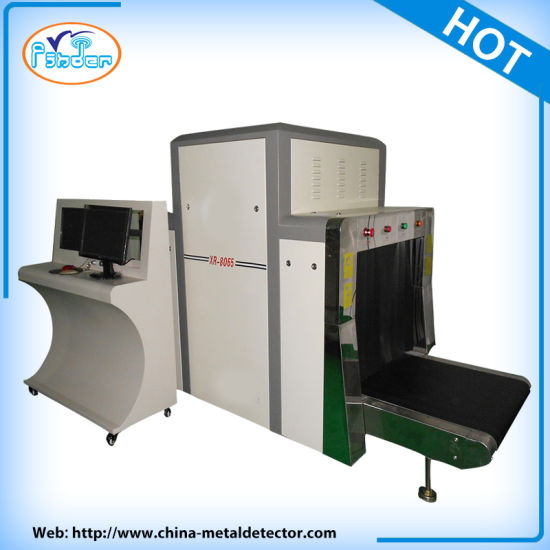 1 Meter by 1 Meter Tunnel X-ray Baggage Luggage Scanner pictures & photos