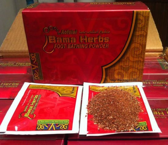 coupon codes new photos buying new China English Arabic Foot Powder Bama Herbs - China Bama ...