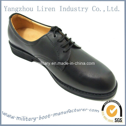 Black Italian Style Oxford Dress Shoes pictures & photos