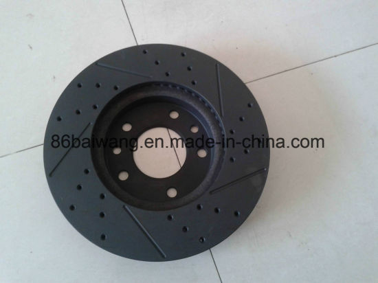 Dacrome Coated Brake Disc pictures & photos