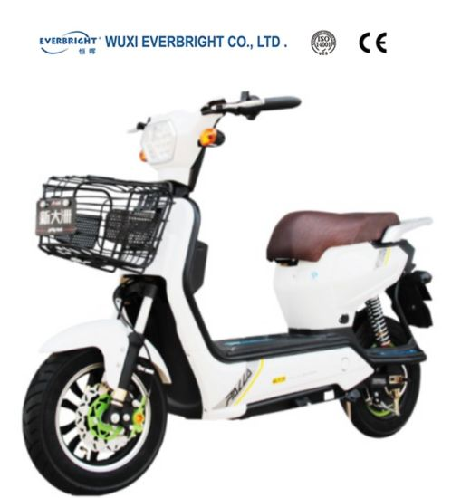 Cheap Electric Motorcycle E-Scooter Made in China pictures & photos