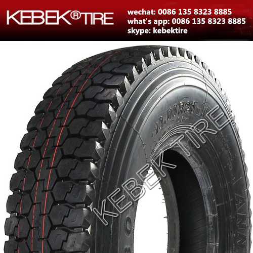 All Steel Radial Truck Tyre 1000r20 pictures & photos