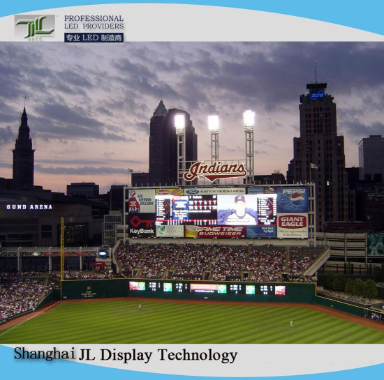 P6 Outdoor Custom Size Big Screen Outdoor LED TV, Outdoor Building LED Display Screen