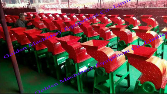 China Maize Corn Sheller Corn Threshing Maize Peeling Sheller Machine pictures & photos