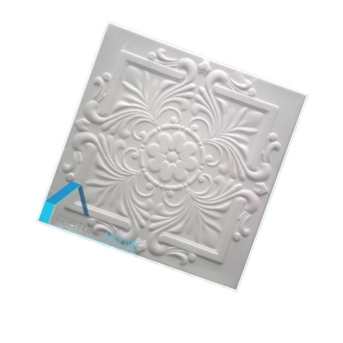 Competitive Styrofoam Ceiling 20′x20′/50X50cm for Bathroom Use pictures & photos