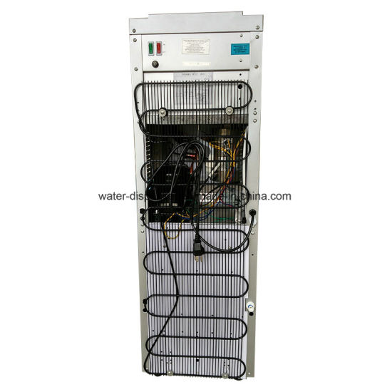 New Design Hot & Cold Water Dispenser with Refrigeraor pictures & photos