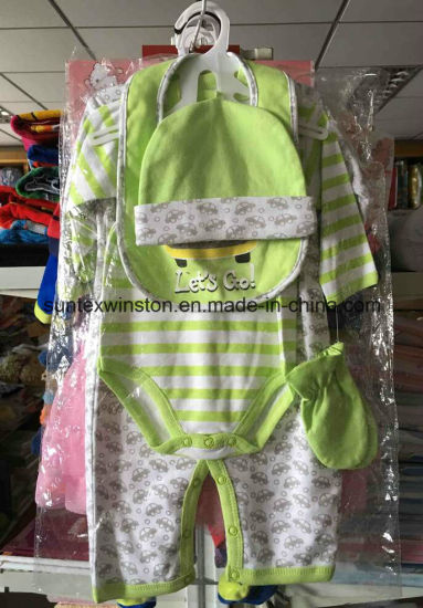 765be713d Promotional Newborn Baby Gift Set 8PCS Baby Clothes Gift Set Clothing Set