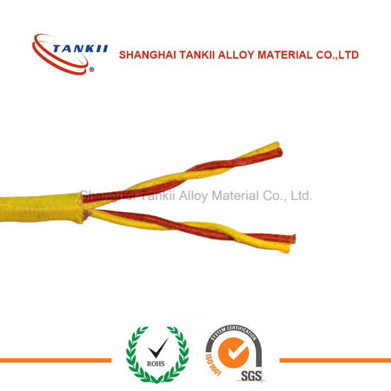 Type t thermocouple wires twisted together wire center china twisted stranded wire chromel alumel k type fiberglass rh tankiialloy en made in china com tvs k thermocouple wire omega thermocouple wire resistance greentooth Gallery