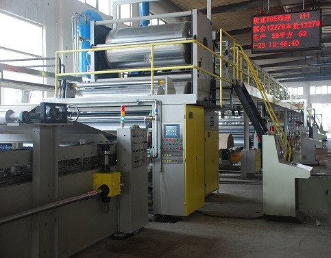 7ply Corrugated Paperboard Line Carton Making Line pictures & photos