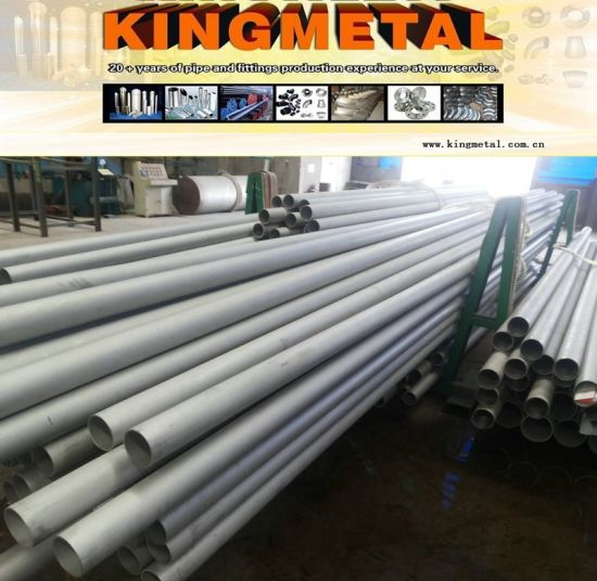 A249 Tp316 Heat Exchanger Stainless Steel Welded Pipe
