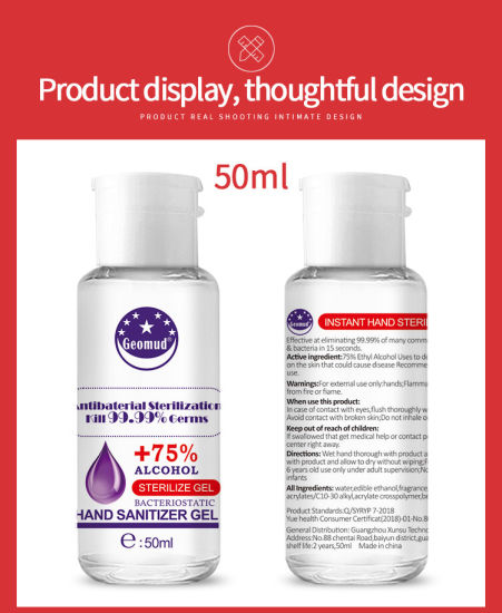 Factory Price Wholesale Hand Sanitizer