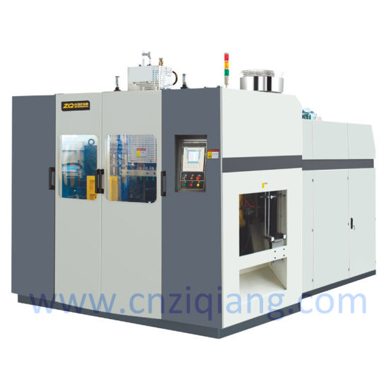 Plastic Container Automatic Extrusion Blow Moulding Machine Manufacturer (Double-Station-5L)