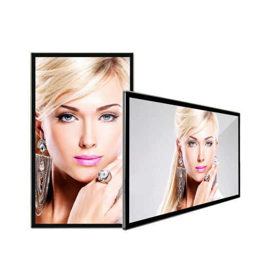 55 Inch CCTV Control Room LCD Touch Screen Monitor LED Monitor