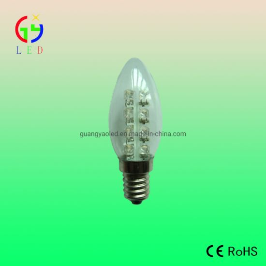 LED E14 C26 Candle Lamps LED C26 Candelabra E14 Home Light Bulbs